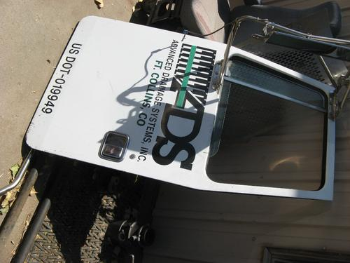 GMC/VOLVO/WHITE WIAT Mirror (Side View)