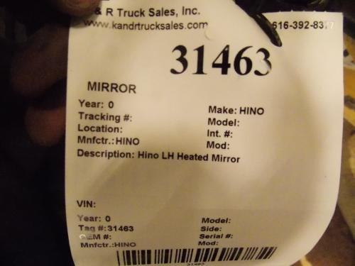 HINO  Mirror (Side View)