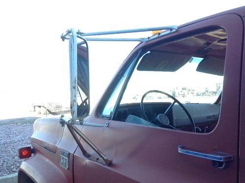 CHEVROLET C6 Mirror (Side View)