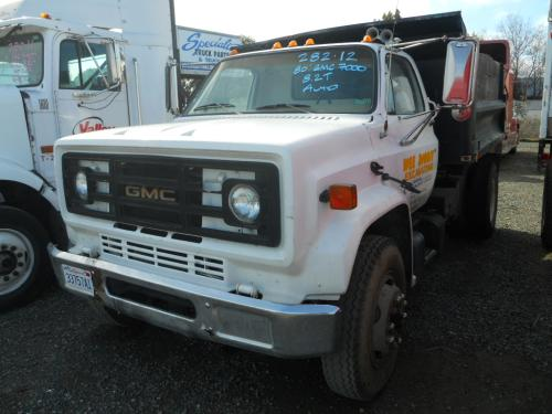 GMC 7000 Mirror (Side View)