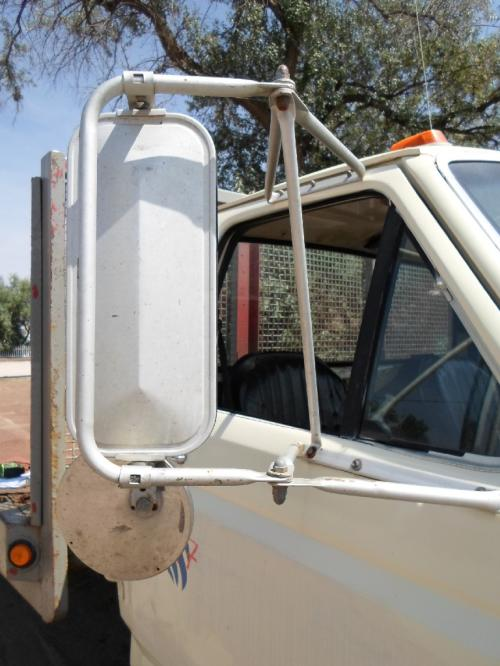 FORD F-SER Mirror (Side View)