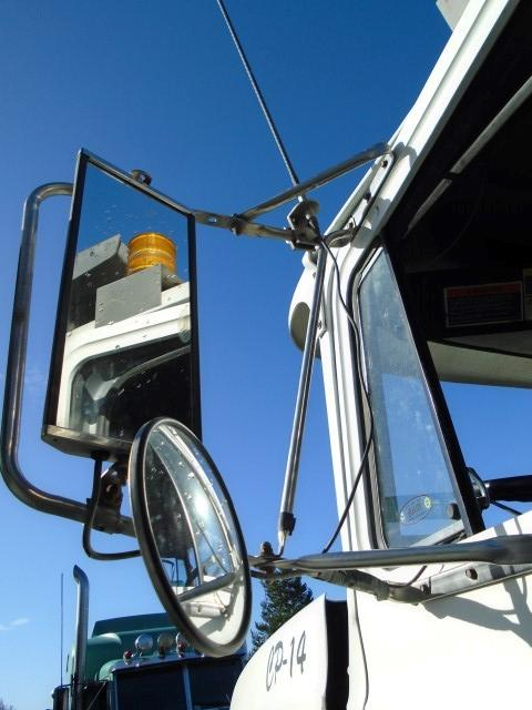 MACK CL713 Mirror (Side View)