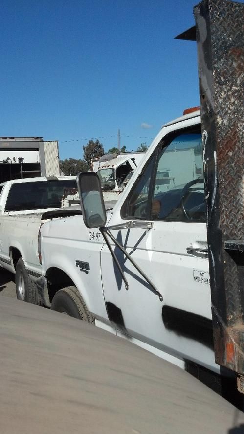 FORD F450 Mirror (Side View)