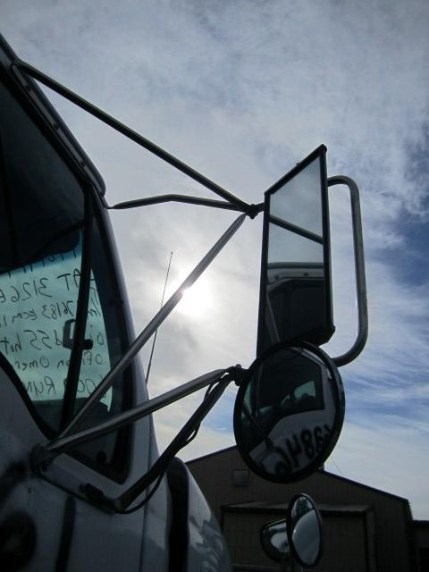 FORD L8513 Mirror (Side View)
