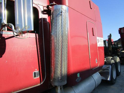 PETERBILT 378 Muffler Shield