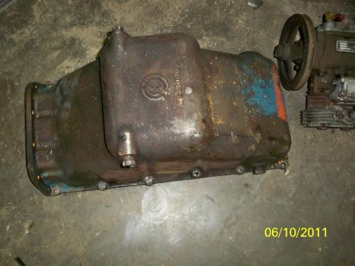 DETROIT 8.2L Oil Pan