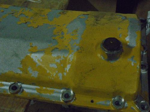 CAT C15 ACERT Oil Pan