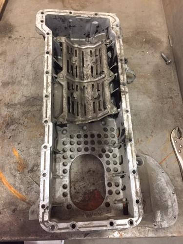 GM 6.6 DURAMAX Oil Pan