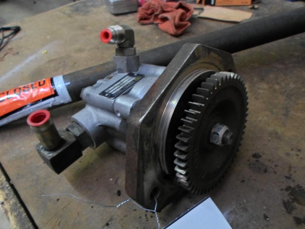 Cat 3126 Power Steering Pump 20097 For Sale At Hudson Co Caterpillar Fuel Filter Truck