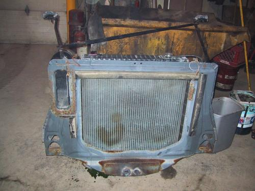 FORD F700 Radiator Core Support