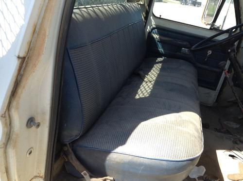 FORD F600 Seat, Front