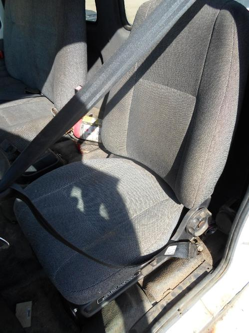 FORD CF-SER Seat, Front