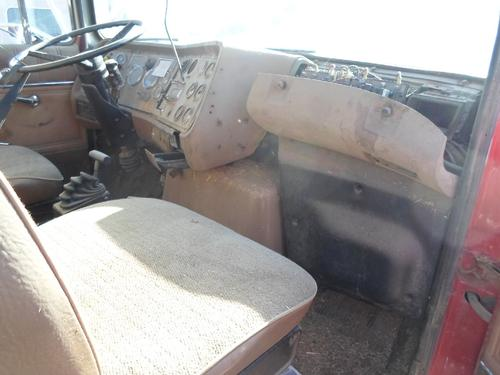 FORD LTS9000 Seat, Front