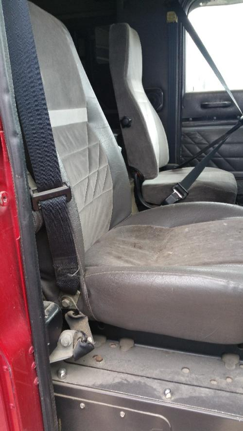INTERNATIONAL 9200 Seat, Front