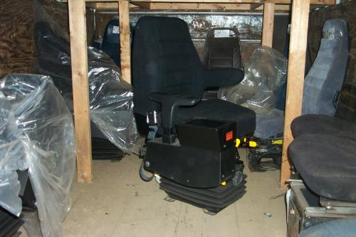 AG-CHEM SEATS Seat, Front