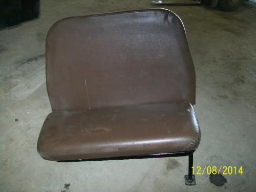 BLUE BIRD ALL AMERICAN FE Seat, Front