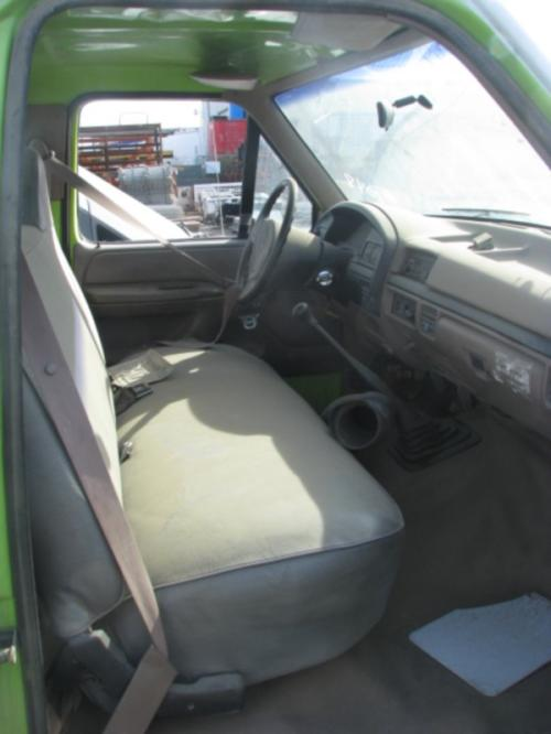 FORD F350 Seat, Front