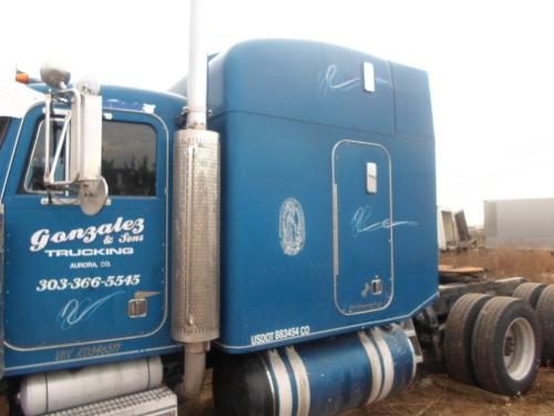 PETERBILT 378 / 379 Sleeper