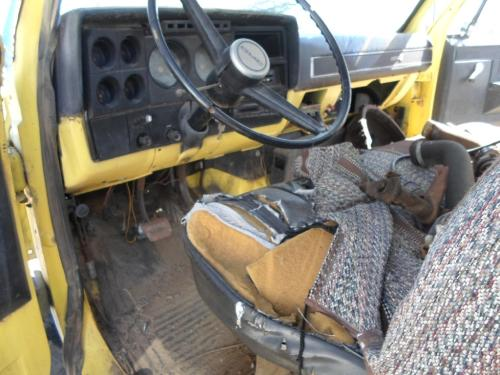 GMC - MEDIUM 7000 Steering Column