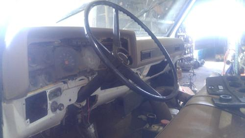 GMC C6000 Steering Column
