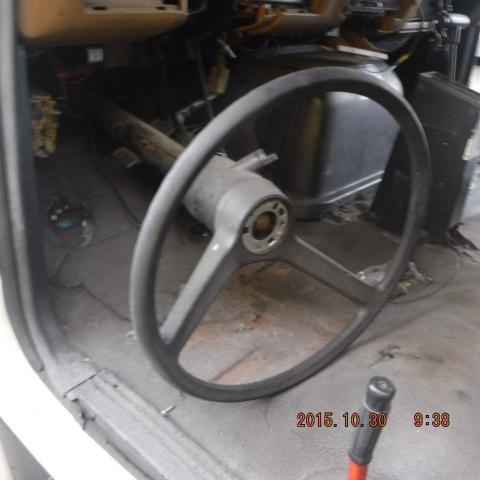 FORD F700 Steering Column