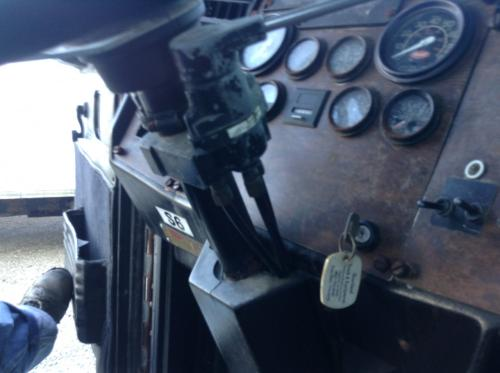 PETERBILT 377 Steering Column