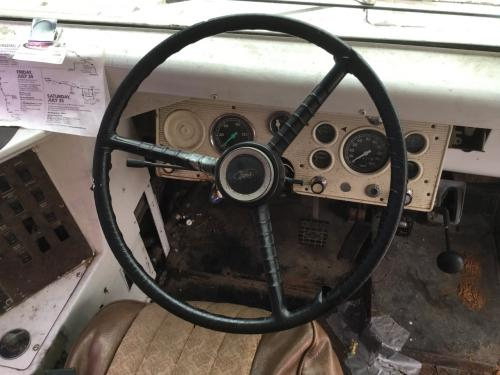 FORD B700 Steering Column