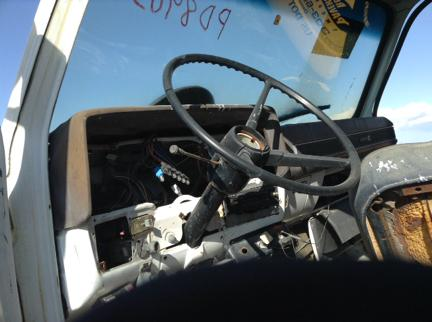 GMC TOPKICK - 89 AND OLDER Steering Column