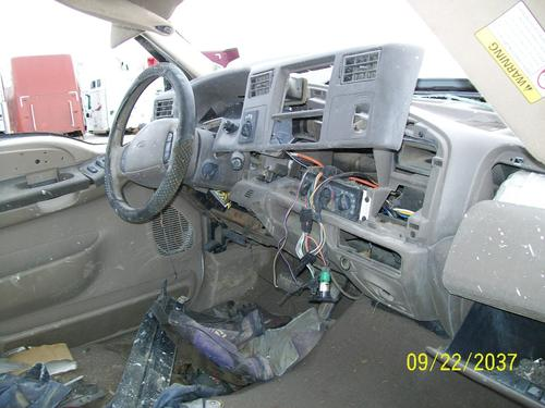 FORD F350 SERIES Steering Column