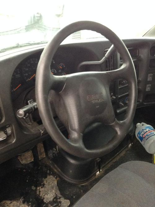 GMC C5500 Steering Column