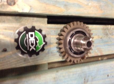 MACK  Timing Gears