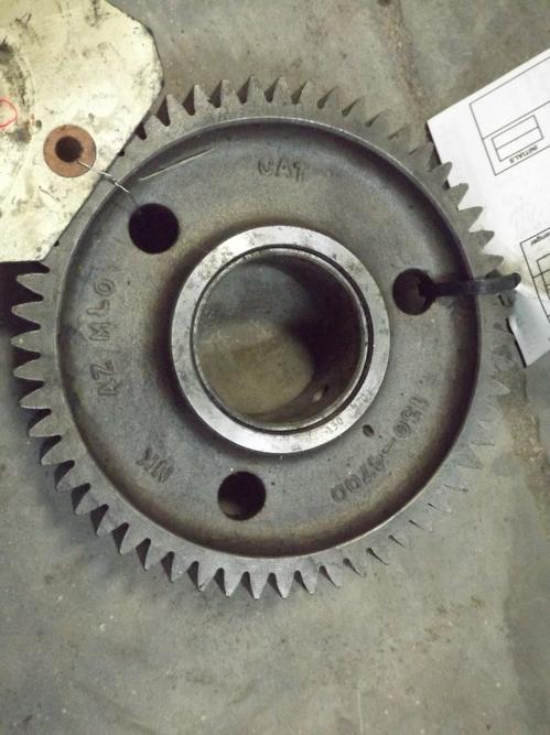 CAT C15 Timing Gears