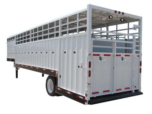 Used Stock Trailers For Sale In Sd Trailersmarket Com
