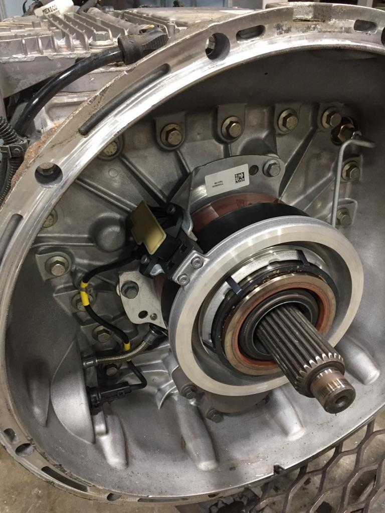 2019 VOLVO ATO2612F Transmission Assembly
