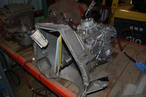 Zf S5 42 Transmission Assembly 29401 For Sale At San