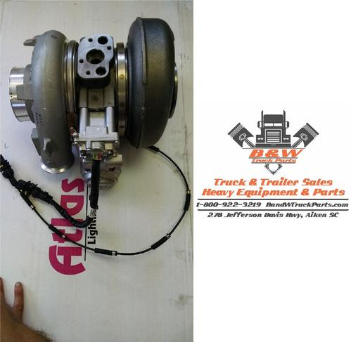 Paccar MX-13 Turbocharger / Supercharger