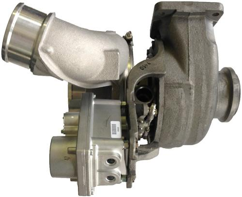 INTERNATIONAL DT 570 Turbocharger / Supercharger