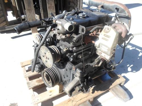 ISUZU 4BD2T Turbocharger / Supercharger