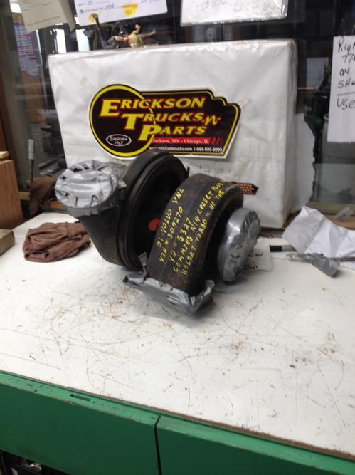 CUMMINS N14 CELECT Turbocharger / Supercharger