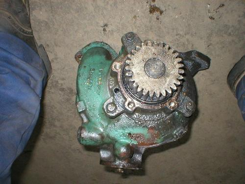 VOLVO VED12-D Water Pump