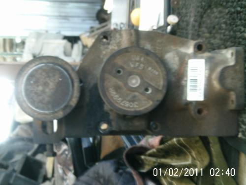 CUMMINS N14_3076523 Water Pump
