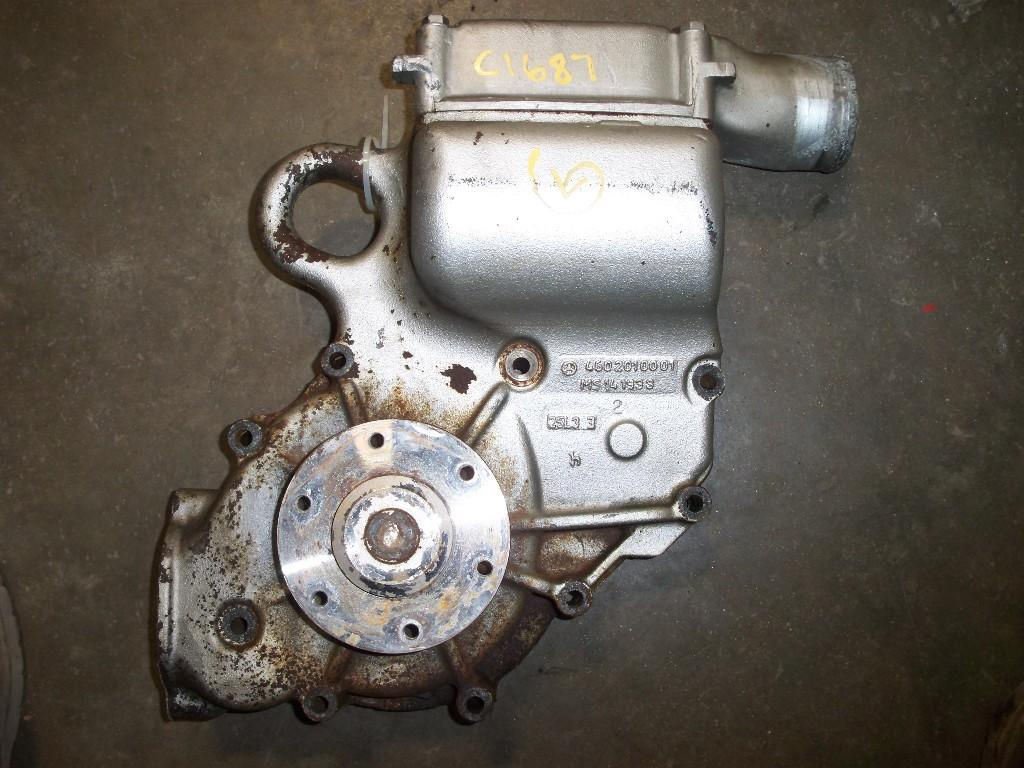 MERCEDES MBE4000 Water Pump #24272092 - For sale at Spencer, IA ...