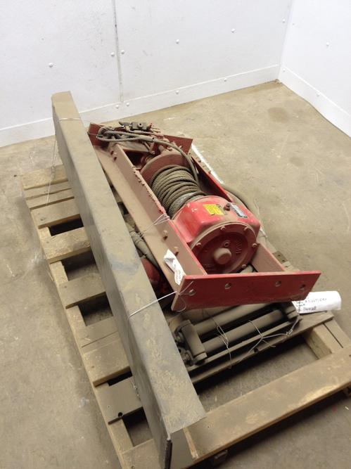 TULSA H10 Winches and Winch Parts