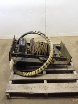 TULSA H18G Winches and Winch Parts