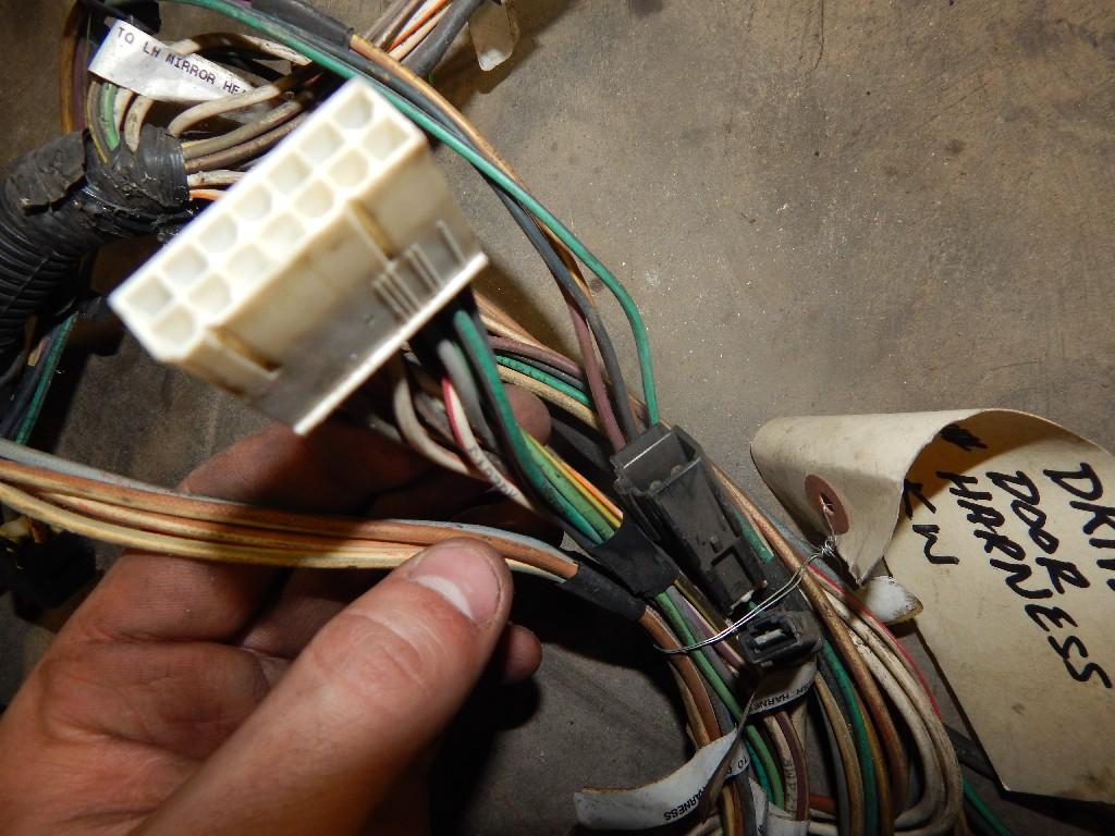 KENWORTH Wire Harness, Transmission