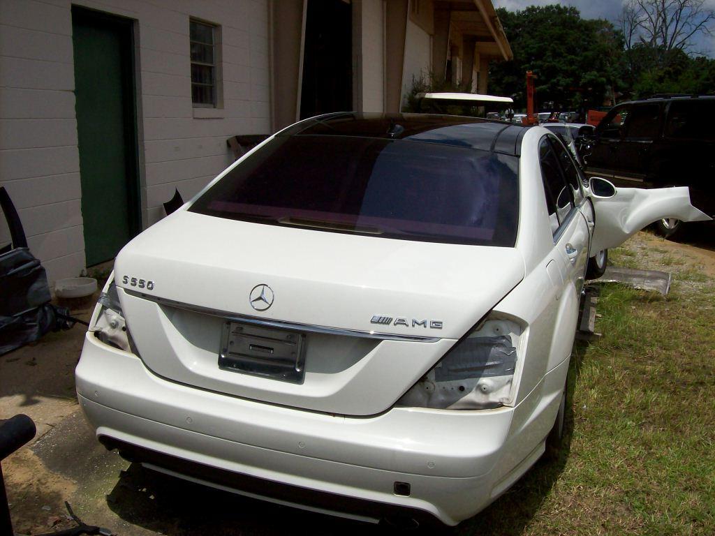 Wrg 2833 Mercedes Benz S550 Fuse Box