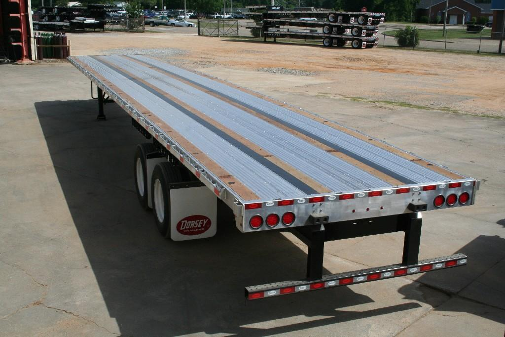Vander Haags Inc SP Trailer DORSEY 48' FBCS