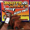 Rears (Rear) MACK CRD93 Boots & Hanks Of Ohio