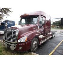 LKQ Texas Best Diesel WHOLE TRUCK FOR RESALE FREIGHTLINER CASCADIA