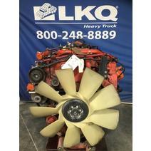 LKQ Evans Heavy Truck Parts ENGINE ASSEMBLY CUMMINS ISX15 EPA 13